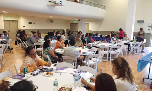Lunch & Learn Community Event at South Central Los Angeles Regional Center (SCLARC): Transitions for individuals with autism