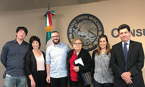 Fiesta Educativa's Annual Conference at the Mexican Consulate in Los Angeles